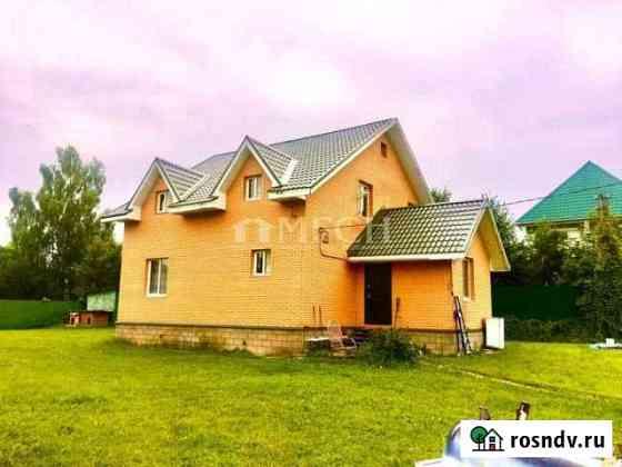 Дом 173.2 м² на участке 14 сот. Солнечногорск