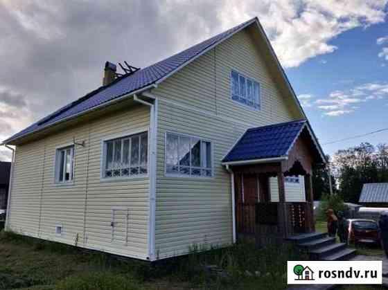 Дом 60 м² на участке 15 сот. Краснозатонский