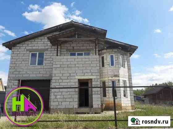 Дом 260 м² на участке 10 сот. Ступино