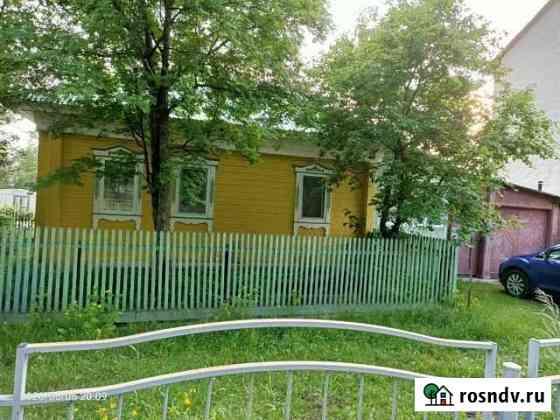 Дом 50 м² на участке 10 сот. Самусь