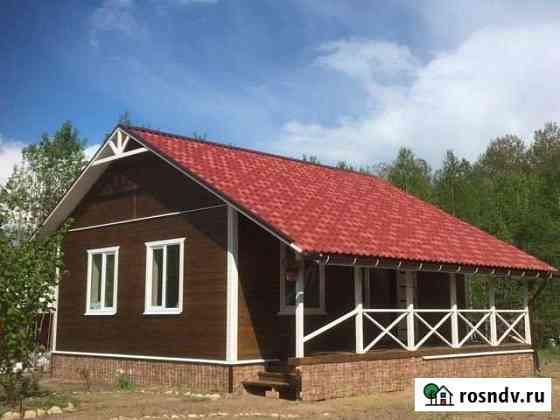 Дом 78 м² на участке 18 сот. Козельск