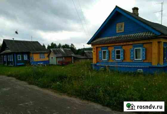 Дом 35 м² на участке 33 сот. Семенов