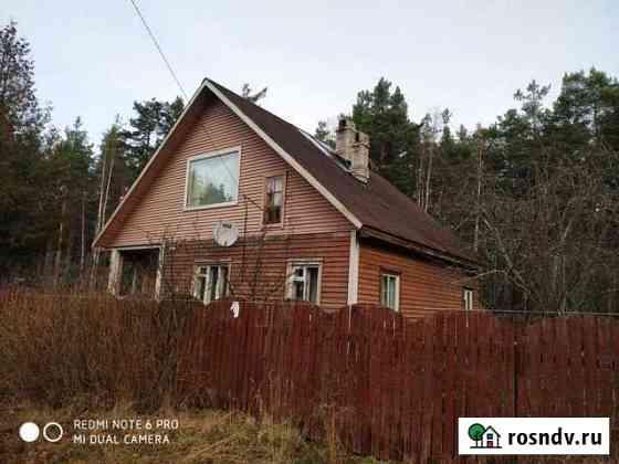 Дом 110 м² на участке 12 сот. Приморск