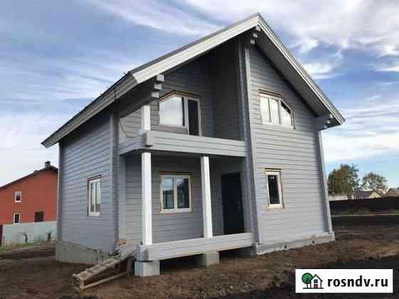 Дом 110 м² на участке 8 сот. Пенза
