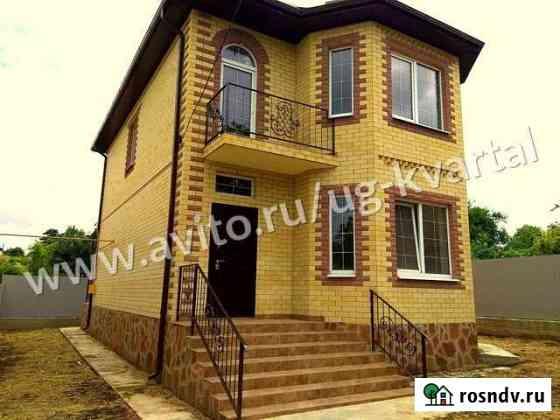 Дом 130 м² на участке 4 сот. Анапская