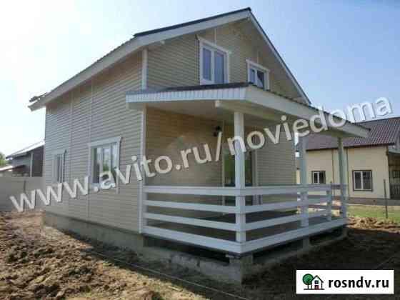 Дом 146 м² на участке 8 сот. Наро-Фоминск