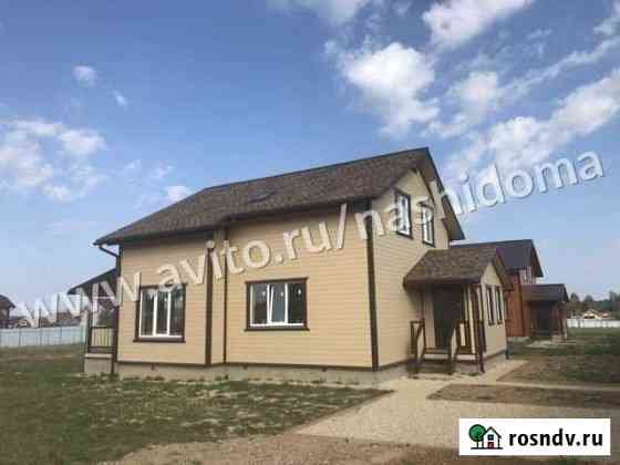 Дом 160 м² на участке 12 сот. Балабаново
