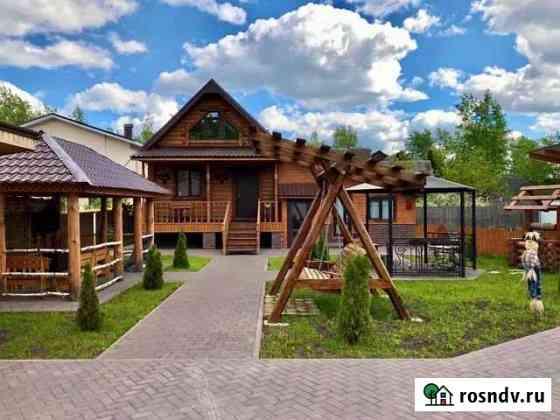 Дом 160 м² на участке 8 сот. Нижний Новгород