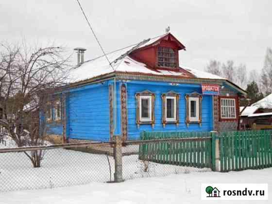 Дом 38.4 м² на участке 14 сот. Костерево