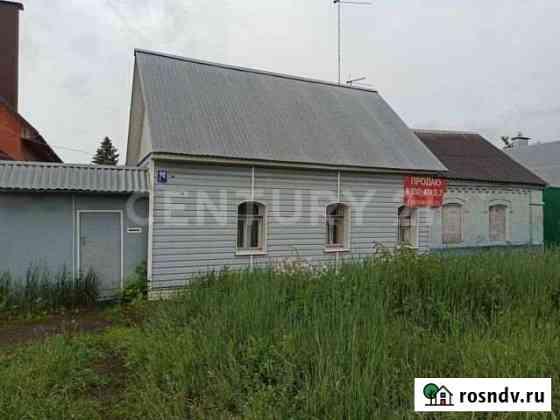 Дом 89 м² на участке 8 сот. Тамбов