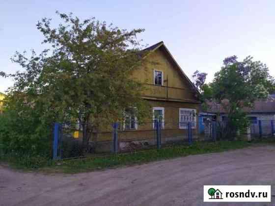 Дом 50 м² на участке 10 сот. Псков