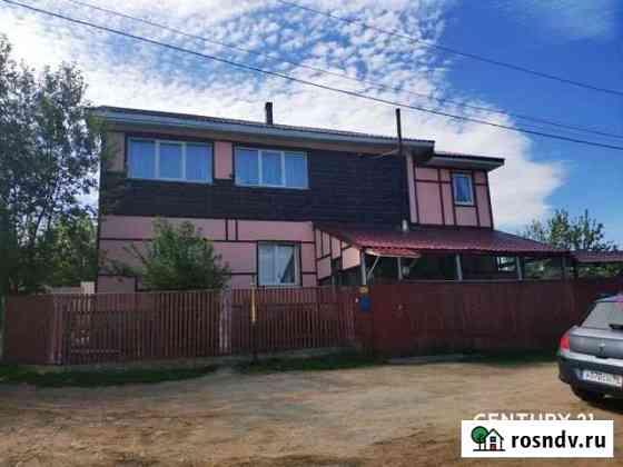 Дом 460 м² на участке 10 сот. Бобровский