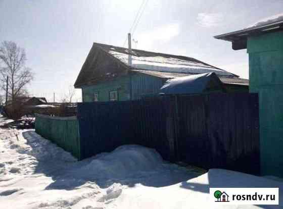 Дом 40 м² на участке 10 сот. Шимановск