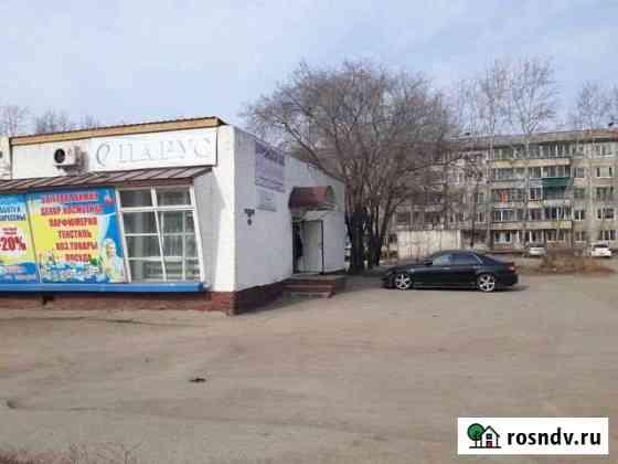 636,3 м2+земля 10соток (25лет аренды у города) Благовещенск