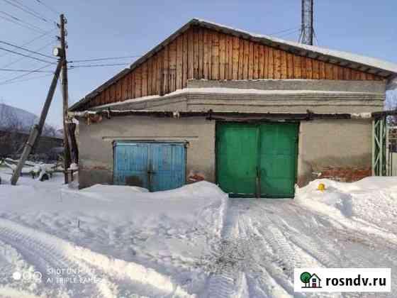 Гаражный комплекс (Ремонтные мастерские) Кемерово