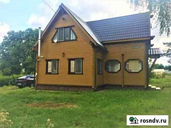 Дом 102.3 м² на участке 21 сот. Краснозаводск