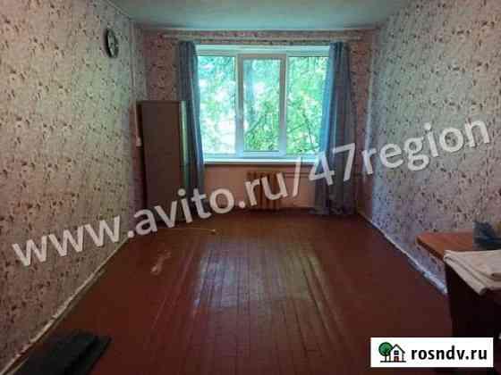Комната 17.5 м² в 6-ком. кв., 4/5 эт. Кириши