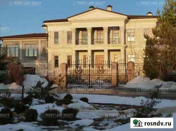 Коттедж 1000 м² на участке 55 сот. Павловская Слобода