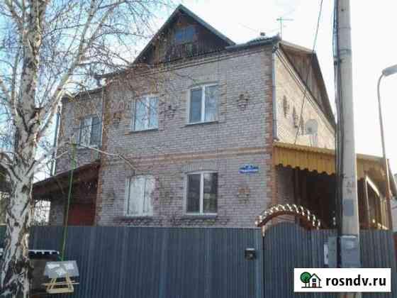 Коттедж 228 м² на участке 8 сот. Минусинск