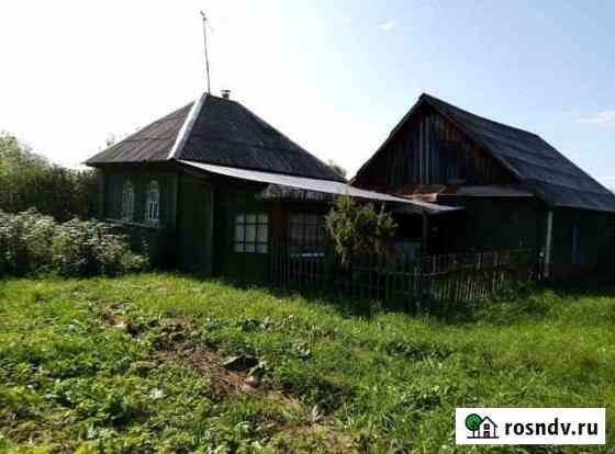 Дом 35 м² на участке 30 сот. Юго-Камский