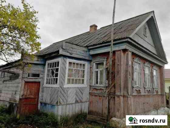 Дом 30 м² на участке 29 сот. Гусь-Хрустальный