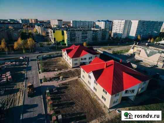 Таунхаус 630.7 м² на участке 2 сот. Излучинск