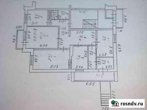 Офисное помещение, 80.5 кв.м. Узловая