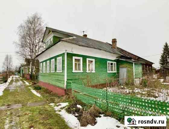 Дом 83 м² на участке 8 сот. Архангельск