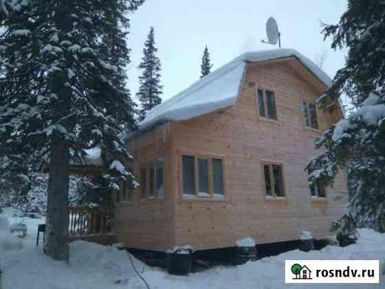 Дом 70 м² на участке 50 сот. Ловозеро