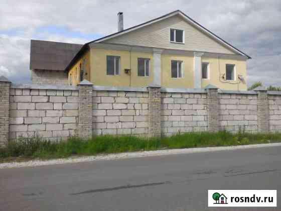 Дом 917 м² на участке 33 сот. Сланцы