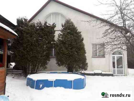 Дом 157 м² на участке 6 сот. Хотьково