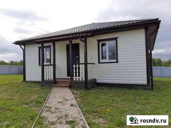 Дом 85 м² на участке 8 сот. Чехов