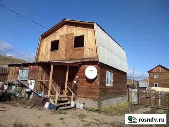 Дом 56 м² на участке 10 сот. Улан-Удэ
