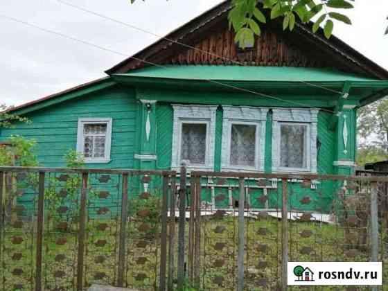 Дом 40 м² на участке 15 сот. Горбатов