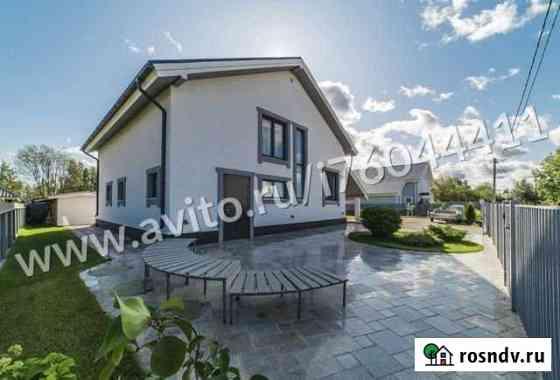 Дом 185 м² на участке 10.6 сот. Петергоф