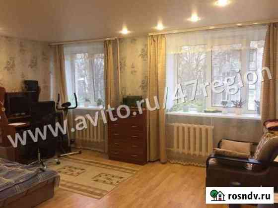 1-комнатная квартира, 45.5 м², 3/5 эт. Кириши