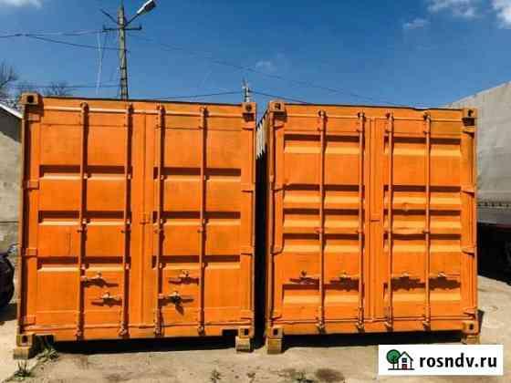Склад контейнер Новомосковск