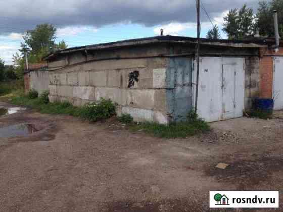 Гараж >30 м² Красноярск