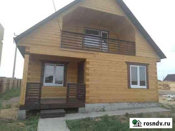 Дом 120 м² на участке 8 сот. Хомутово