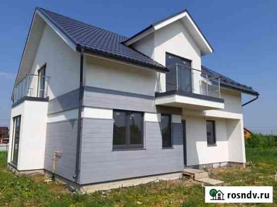 Дом 190.4 м² на участке 12 сот. Гостилицы
