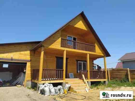 Дом 80 м² на участке 9.5 сот. Хомутово