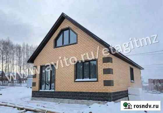 Дом 96 м² на участке 10 сот. Туймазы