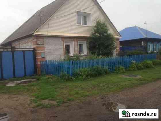 Дом 120 м² на участке 6 сот. Минусинск