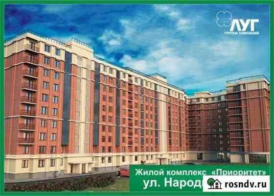 3-комнатная квартира, 81.5 м², 4/10 эт. Псков
