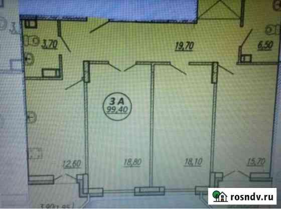 3-комнатная квартира, 100 м², 16/16 эт. Димитровград