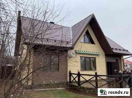 Дом 160 м² на участке 7 сот. Подольск
