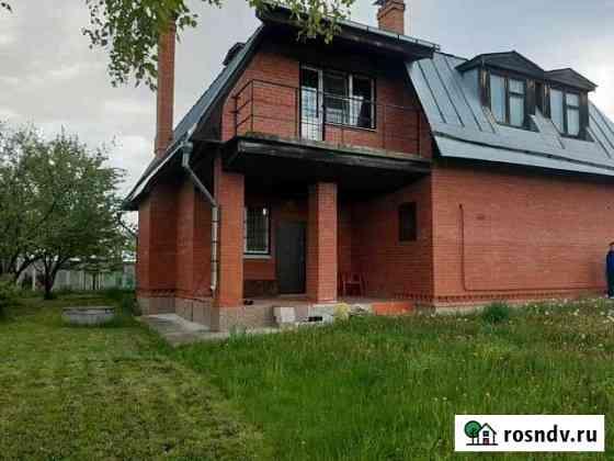 Дом 227 м² на участке 10 сот. Столбовая