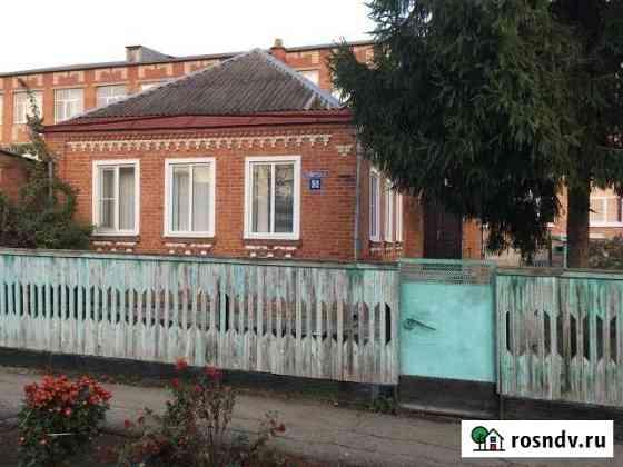 Дом 48 м² на участке 3 сот. Новотитаровская