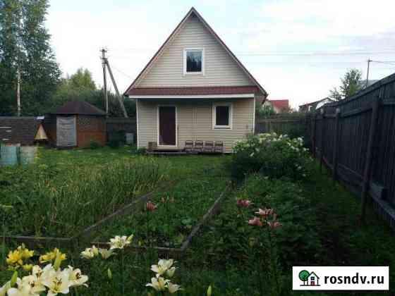 Дом 60 м² на участке 8 сот. Некрасовский