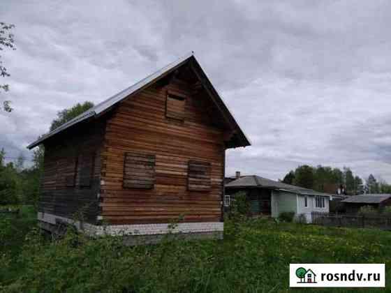 Дом 100 м² на участке 11 сот. Красноборск